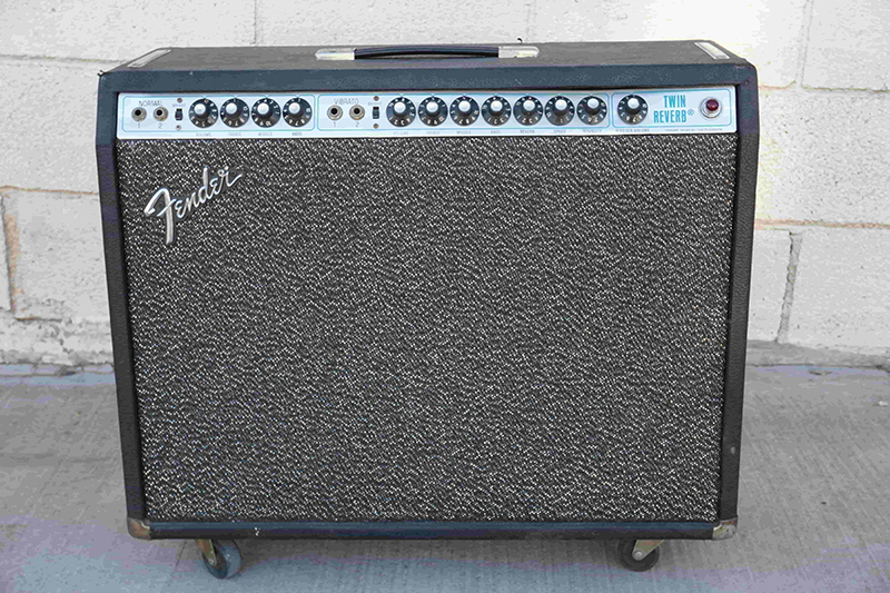 Fender Twin Reverb Image